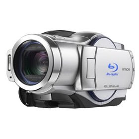 Hitachi 30GB Blu Ray HD/DVD High Definition Camcorder