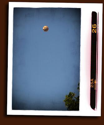 lost air balloon