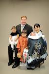 The Stocker Family in Tokyo