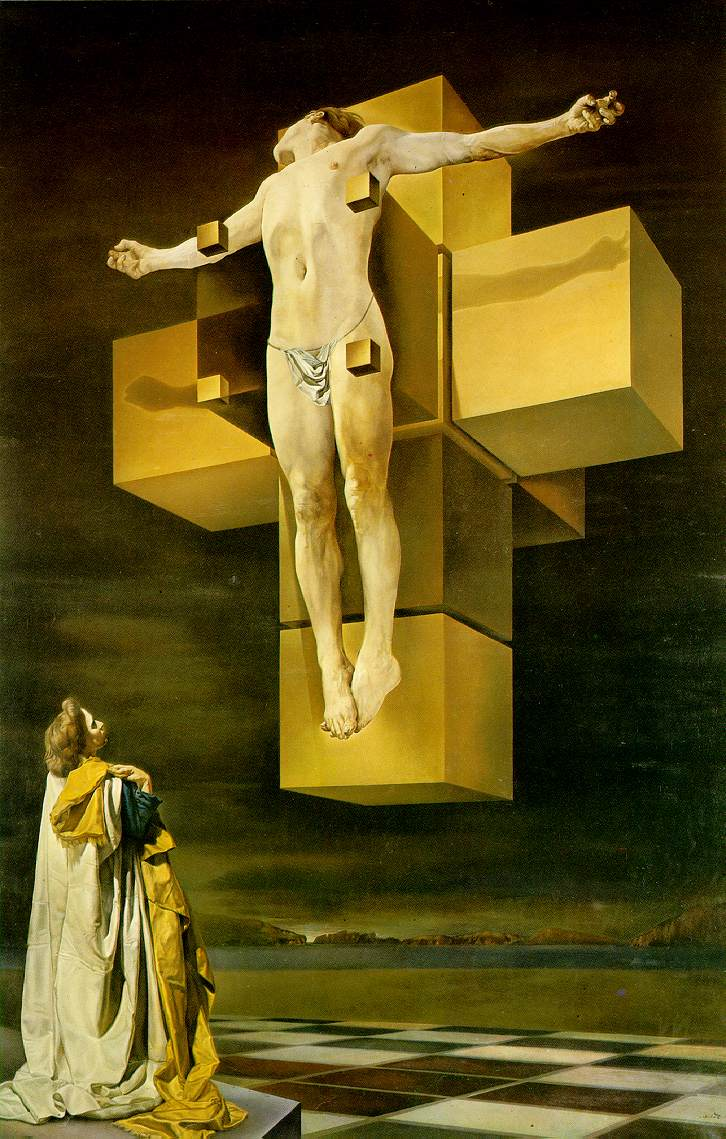 Multiplication by infinity mathematics and art salvador dali for All of salvador dali paintings