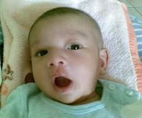 Hadeef Zafran 2 Month