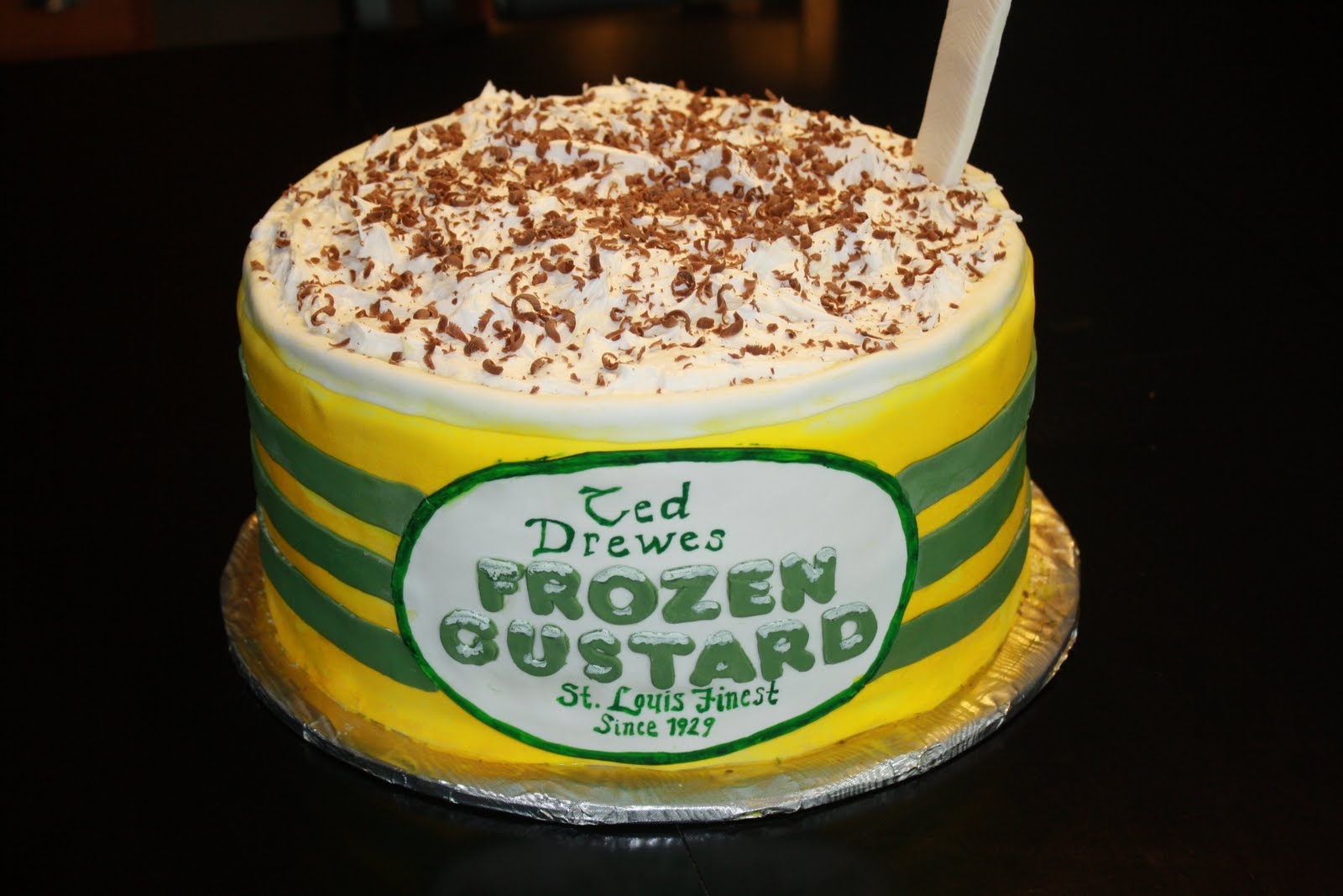 Hock Cakes LLC Ted Drewes Cup Cake