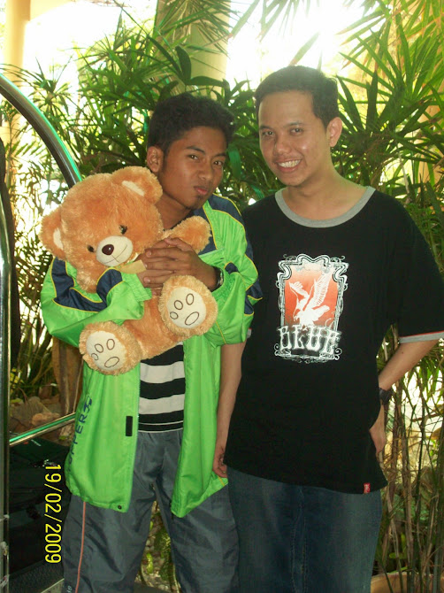me with Sweet bEar n haSyiMmm~