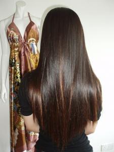 rambut berkarat~