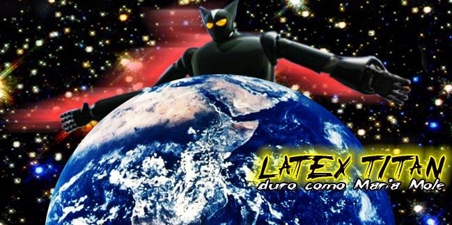 LATEX TITAN!!! DURO COMO MARIA MOLE