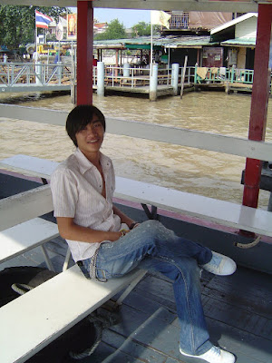 lao tourist in Bangkok