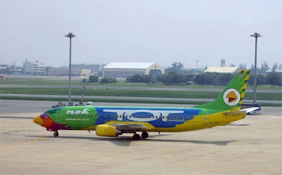 Flying with Nok Air