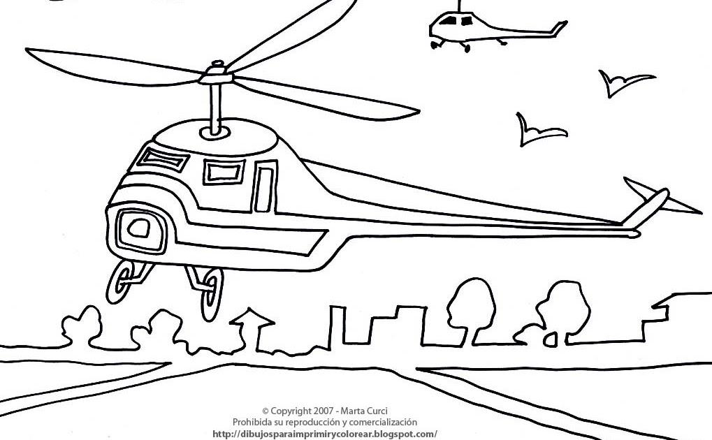 Dibujos para imprimir de medios de transporte: Dibujo para imprimir ...