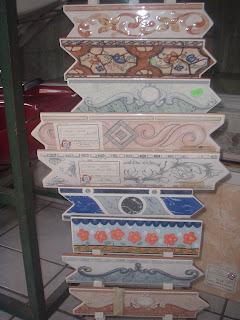 ceramica more listelos