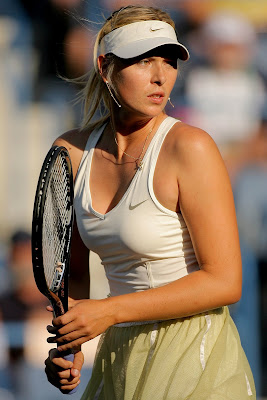 Maria Sharapova Fake