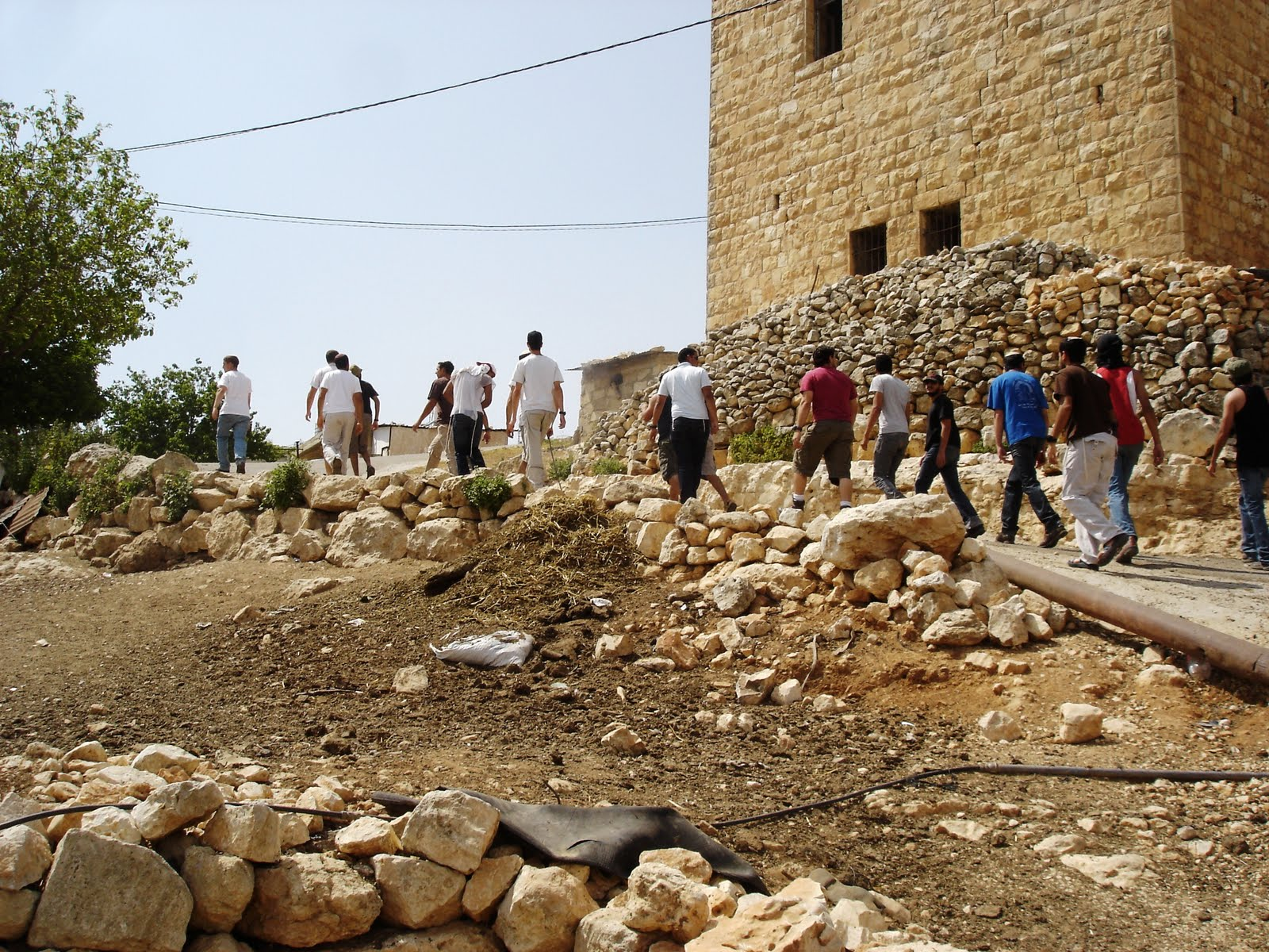 sunkne mave massage christianshavn