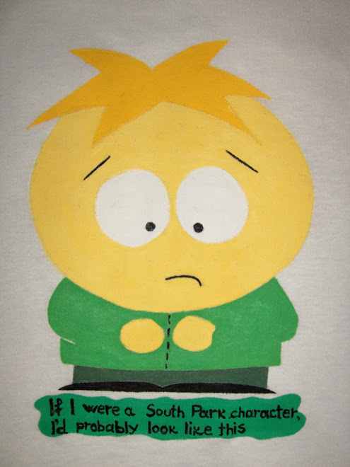 Imagine tricou Butters