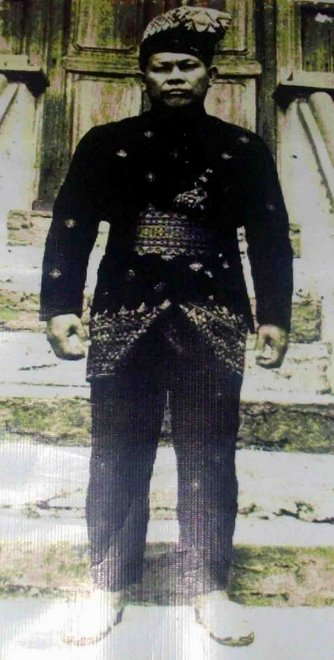 Hj Abdul Hamid Bin Haji Hamzah (Pengasas Seni Silat Sendeng)