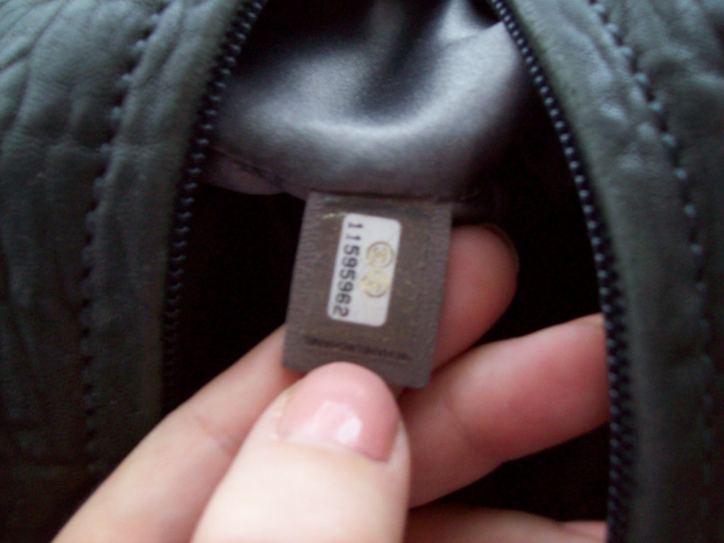 chanel serial number 25