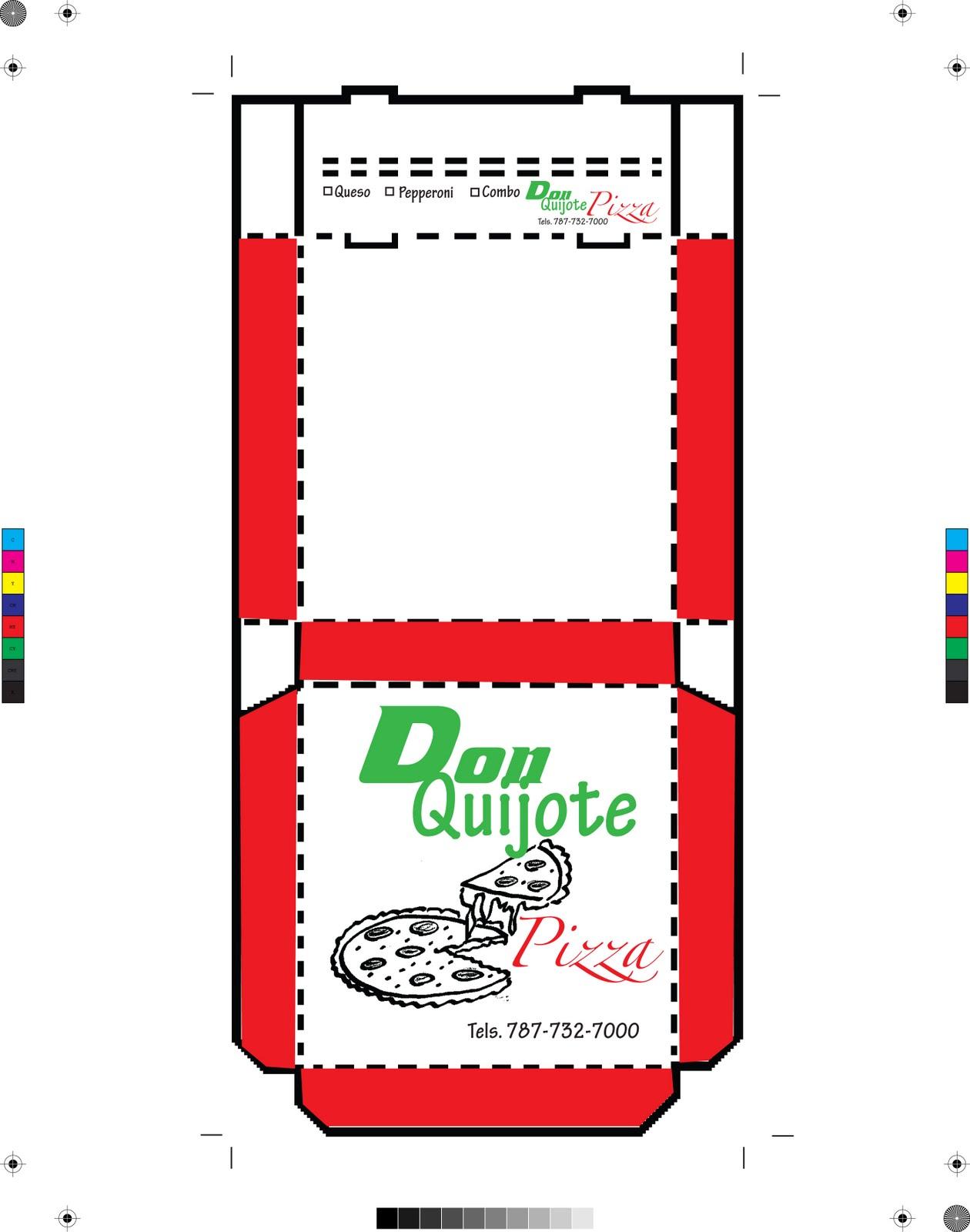 Bonito Plantilla De Pizza Componente - Ejemplo De Colección De ...