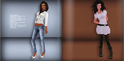 Icon May Editorial 4 GLANCE   Second Life Fashion PR Agency | Our Media Coverage