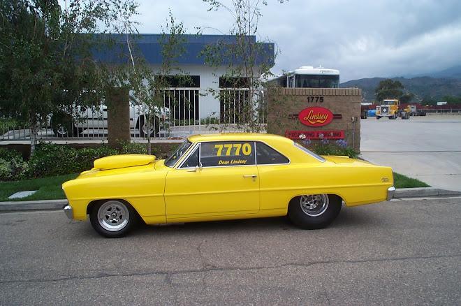 Dean's 1966 Chevy II Nova