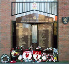 THE HILLSBOROUGH MEMORIAL 15 APRIL 1989