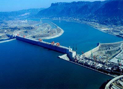the three gorges dam The following case study on the three gorges dam illustrates the pros and cons of concrete gravity dam construction and is an excellent complement.