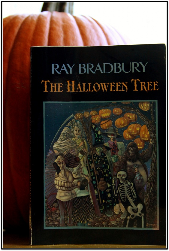 an analysis of the book the halloween tree