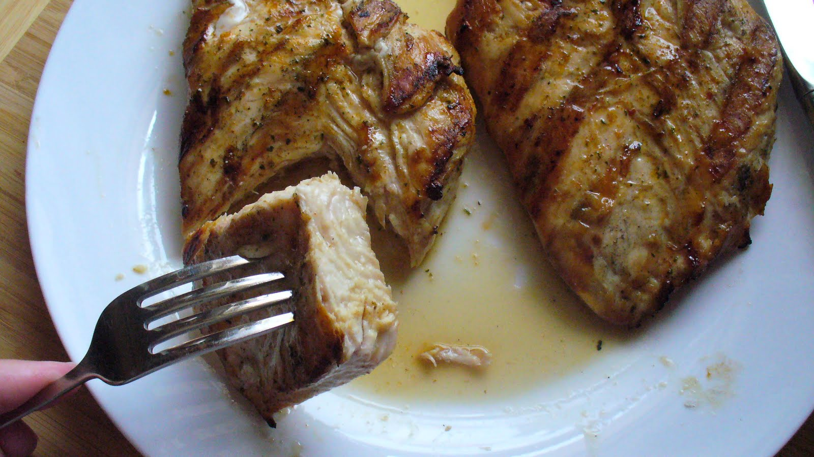 how to cook chicken breat without it drying out