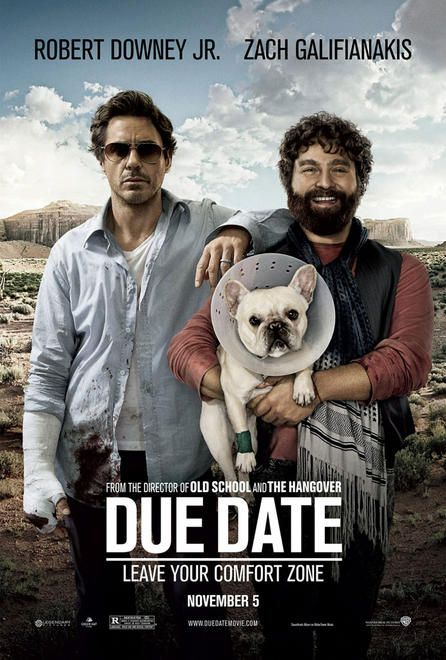 wallpaper movie 2010. Due Date is a 2010 American comedy road film directed by Todd Phillips,