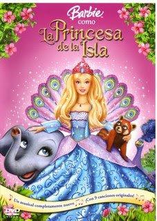 barbie+isla Colección de barbie 12 DVDs