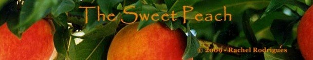 The Sweet Peach