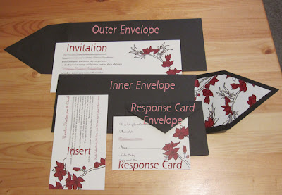 How to put wedding invitations in envelopes ehow party for Wedding invitation stuffing etiquette