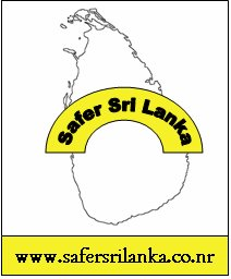 Safer Sri Lanka Logo