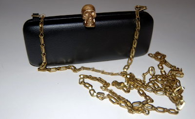 recycling ideas: skull clutch tutorial