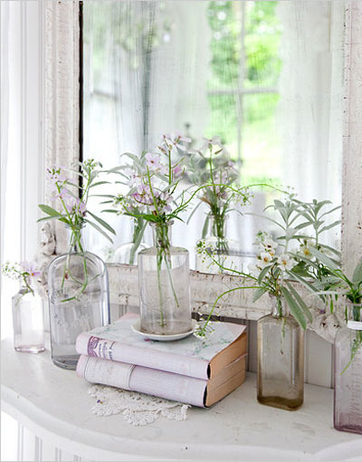 Natural modern interiors ideas for reusing and recycling for Reuse glass