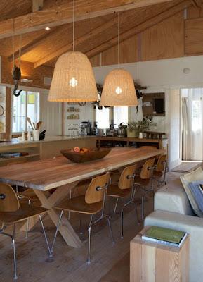 Natural Modern Interiors Dickebusch Patonga Nsw