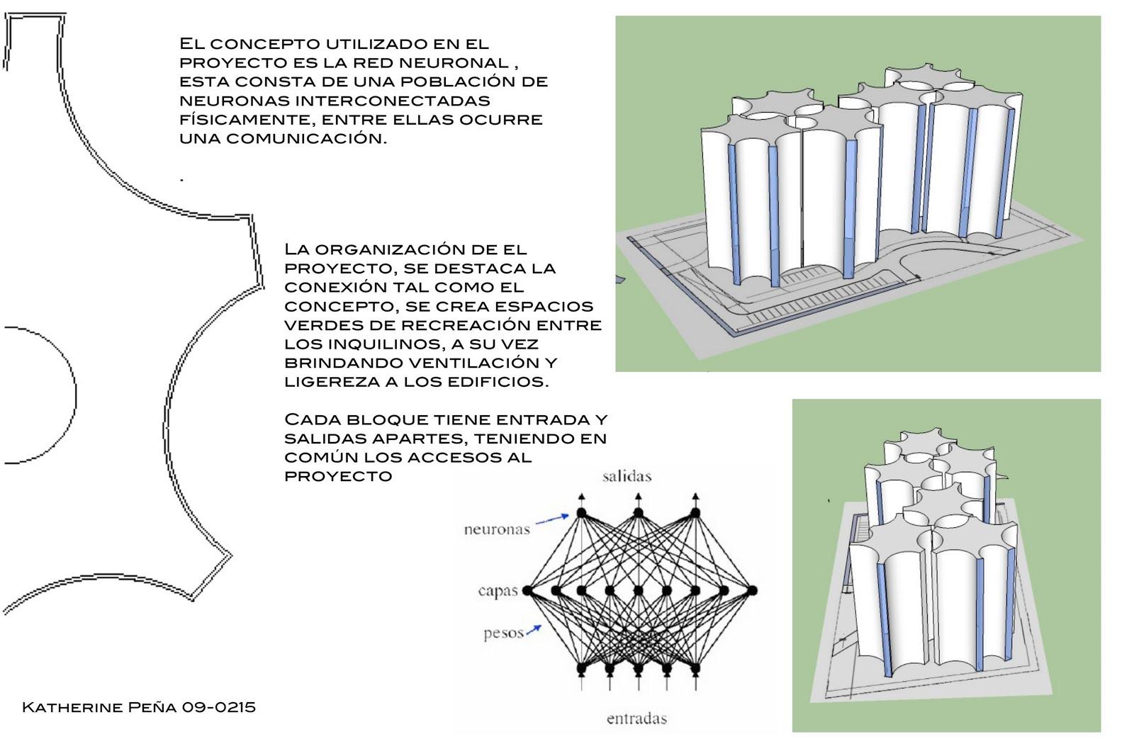 Dise o arquitect nico vi magaly caba 2010 for El concepto de arquitectura