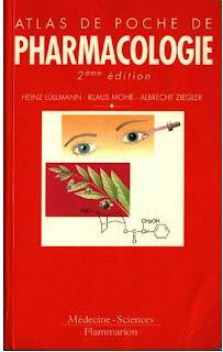 livres de pharmacologie pr les etudiants en pharmacie Atlas+pharma