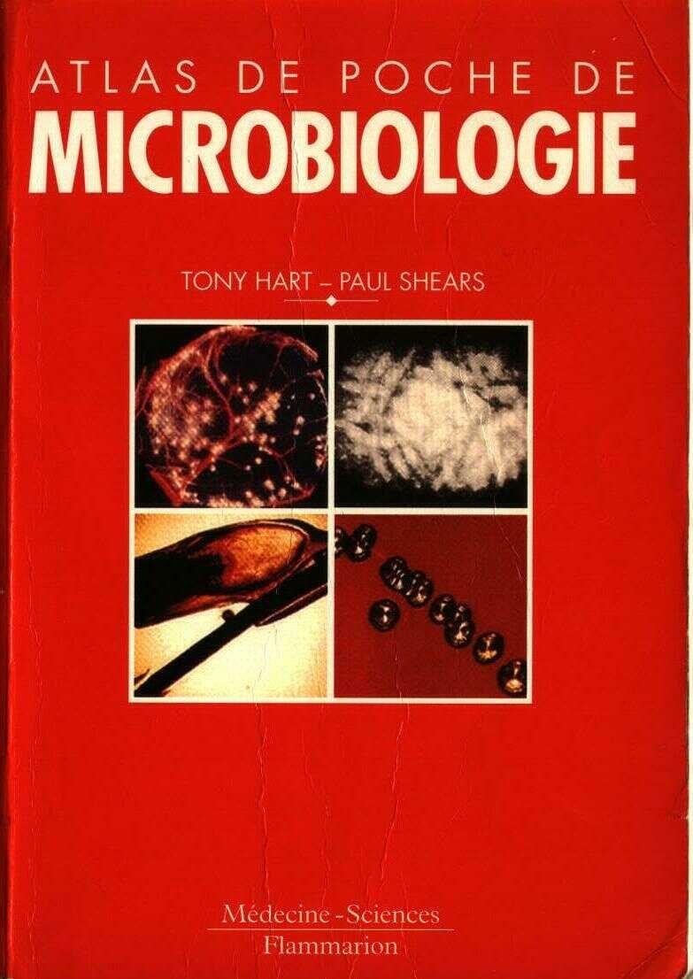 Atlas de poche Microbiologie كتاب Sans%2Btitre