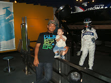 danial with papa