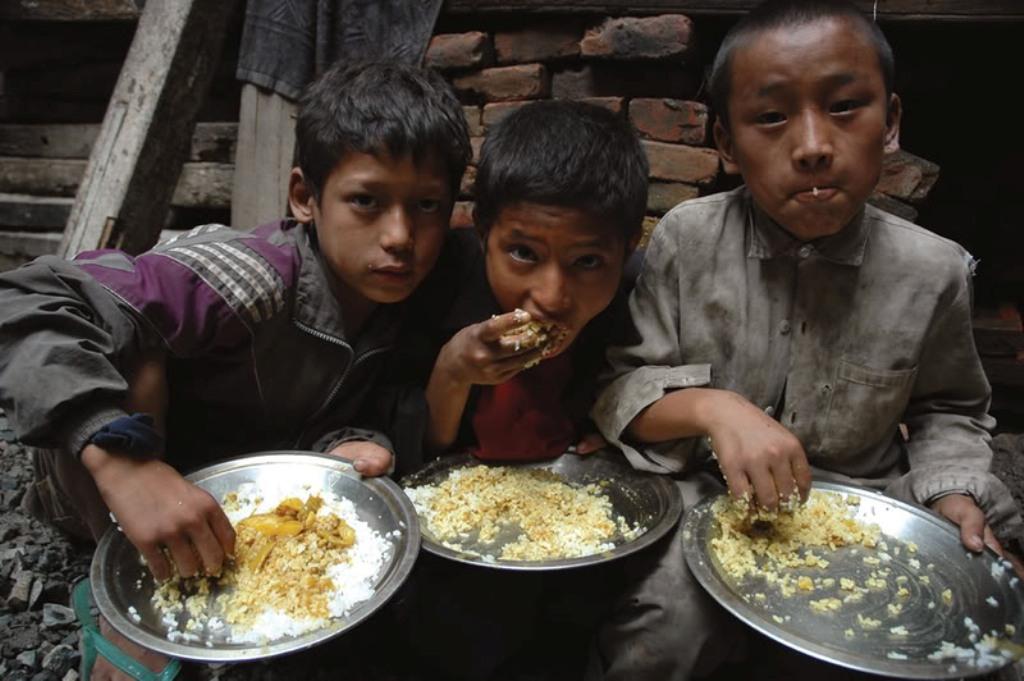 hunger third world countries essays