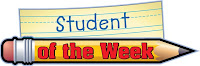 Students of the week!