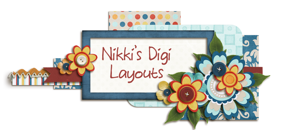 Nikki's Digi Layouts