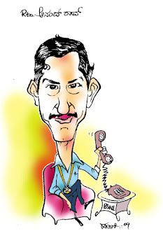 anand rao-a caricature