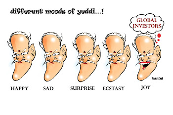 yeddi in different moodi