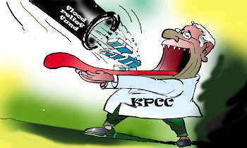 KPCC-PARTY RELIEF FUND FLOWING...