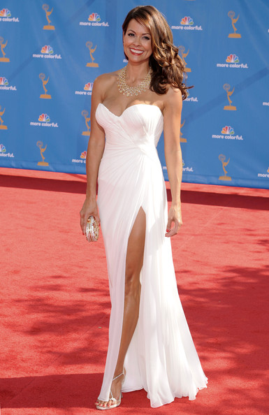 Brooke Burke Book. Brooke Burke Evening Dress