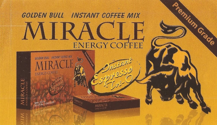 Miracle - Energy Coffee