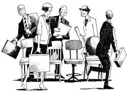 ...the larger issue of the musical chair style of office holding in this county is spot on