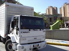 HAITÍ Otro camión de ayuda humanitaria  UNE Vecinos y colaboradores Gracias a todos