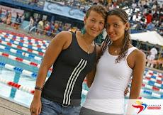 Universidad Nueva Esparta Andreína Pinto, 5 Km natación aguas abiertas en otro final de infarto