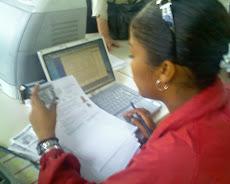 MEGA Operativo de CEDULACIÓN y SALUD en el CRC de la UNE