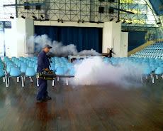 Fumigación contra el DENGUE 2008